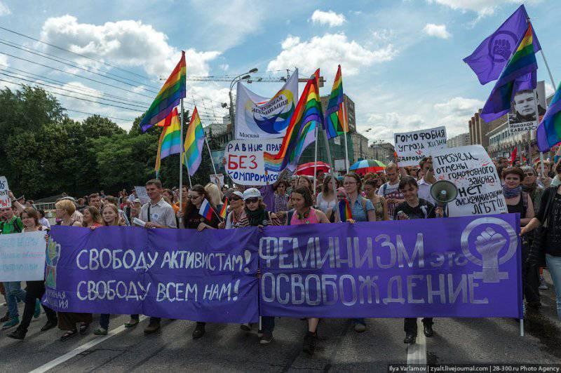 «Левозащитники» на марше, или Большая обманка
