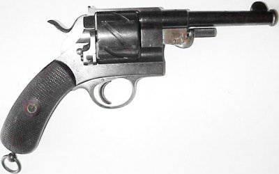 Револьверы братьев Маузер Zig-Zag