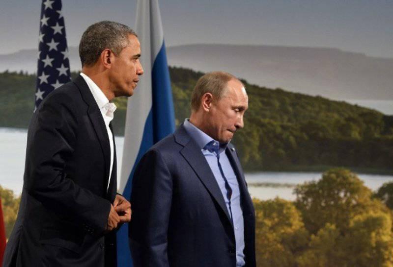 Северная Ирландия: Обама с гаремом против Путина