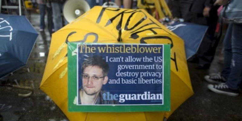 Эдвард Сноуден как феномен пустого кресла