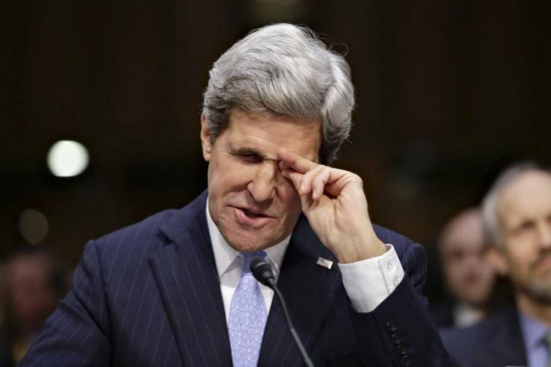 Мистер Керри за мир, но против дисбаланса
