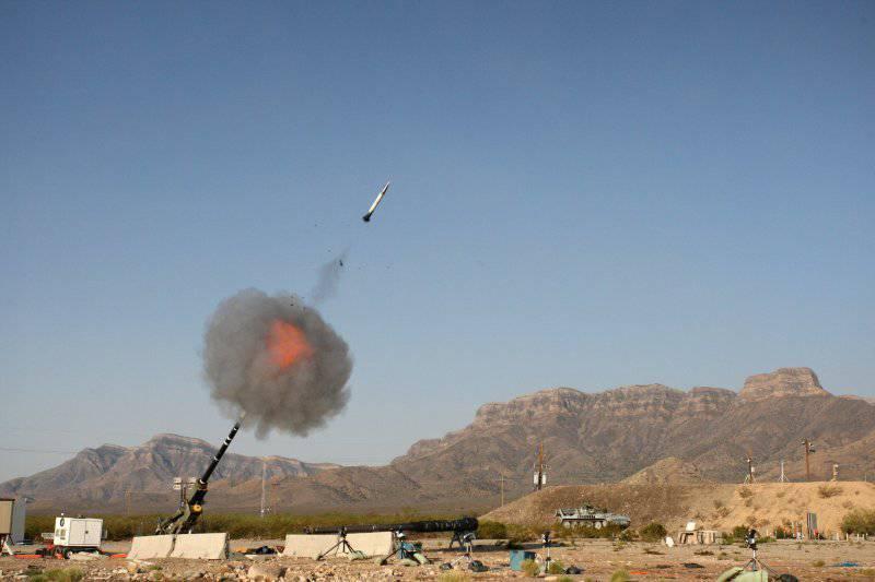 BAE провела успешные испытания высокоточного снаряда MS-SGP из морской пушки MK45 Mod 4