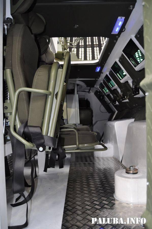 Serbisch Lazar gepanzerte Personaltransporter