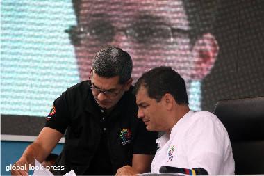 """Como o presidente equatoriano """"foi surpreendido"""""""