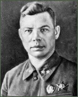 Major General GF Tarasov