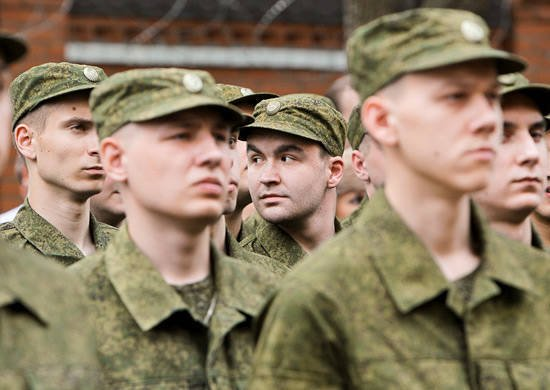 Conscription commissions are called up for military service to more than 144,7 thousand citizens.