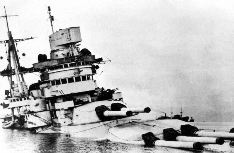 イタリアの艦隊は失敗しません!