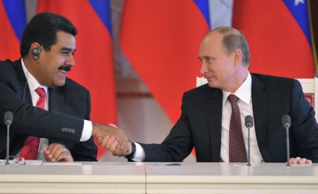 Rusia + Venezuela = amistad estratégica