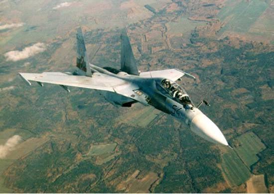 Secondo i risultati dei test di volo dell'aereo Su-30СМ dell'Aeronautica militare russa ha dato una conclusione preliminare