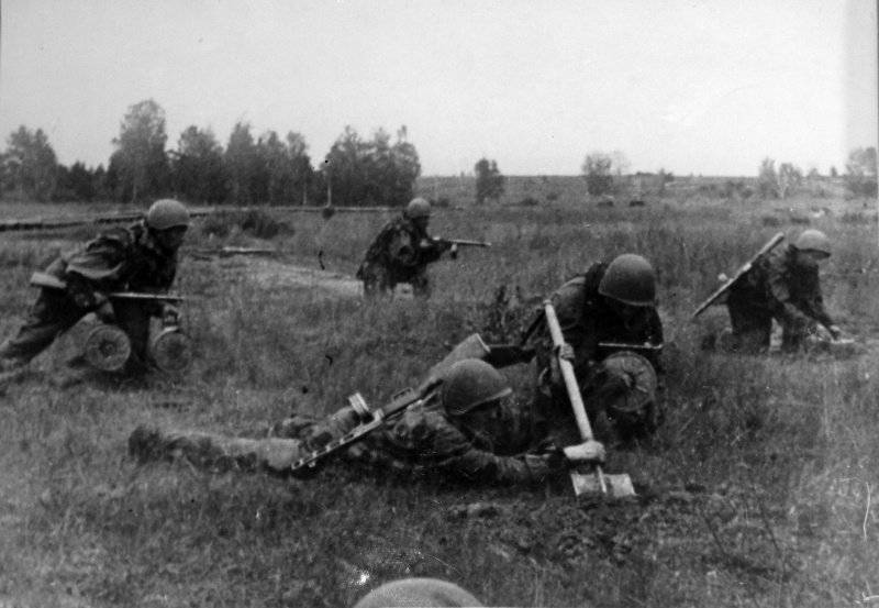 The Great Battle of Kursk: Plans and Forces of the Parties. Part of 2