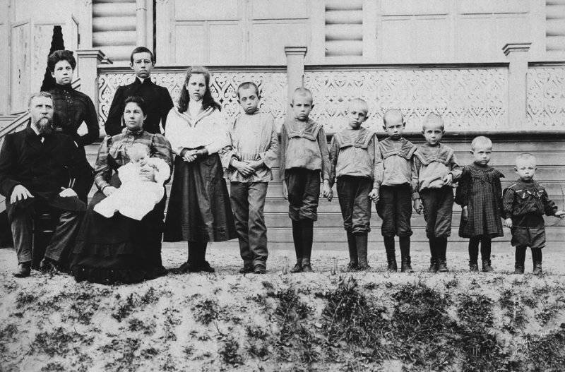 Revival of the family cult in Russia