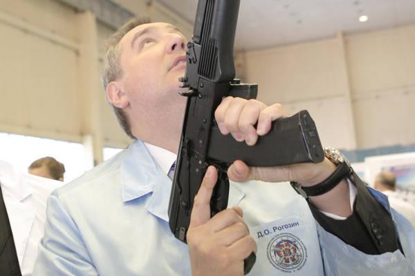 Nezvezdnye la guerra. El viceprimer ministro Dmitry Rogozin: sobre cinco escenarios de posibles guerras