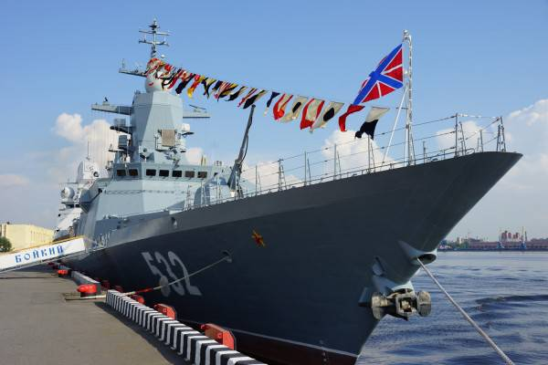 IMDS-2013: Russia is reborn as a full-fledged maritime power