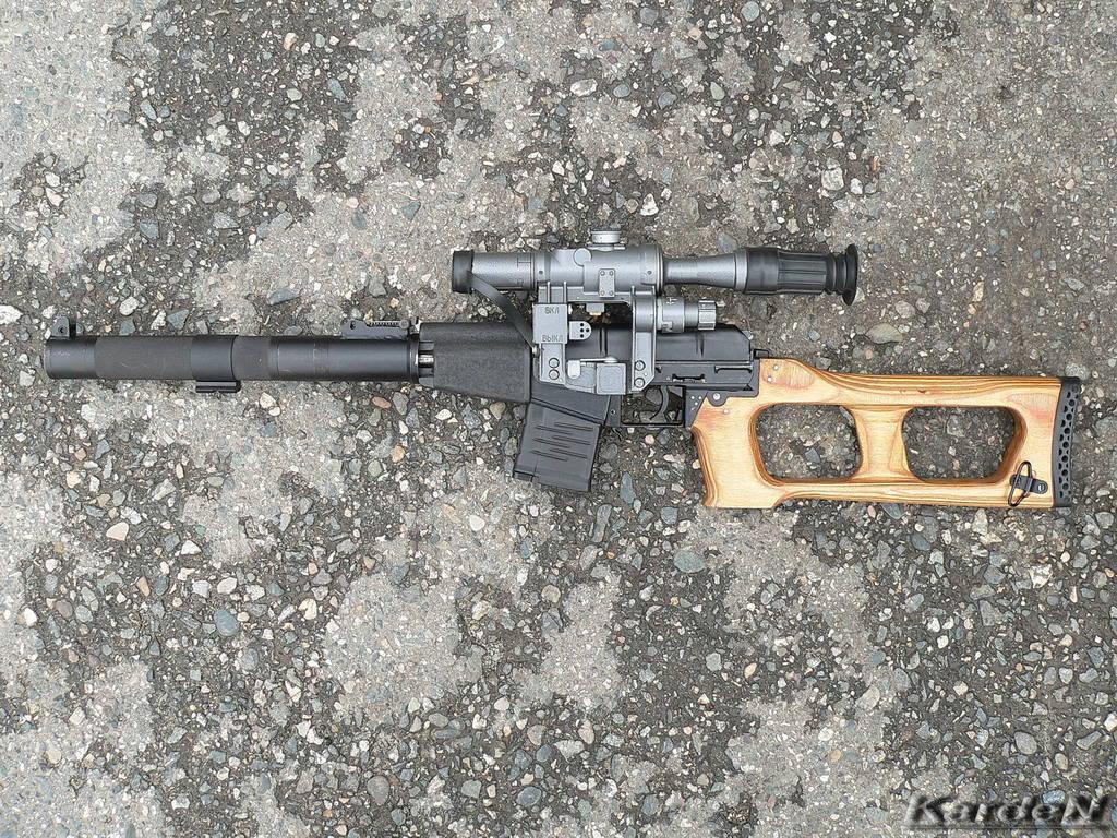 подборка чертежей и схем стрелкового оружия