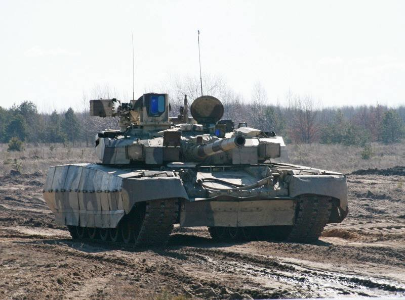 PNK-6 - Ukrainian tank panoramic sight is not inferior to foreign analogues