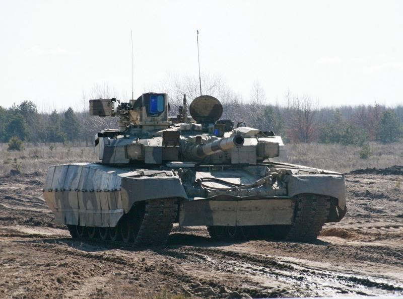 PNK-6 - Vista panorâmica do tanque ucraniano não é inferior aos análogos estrangeiros