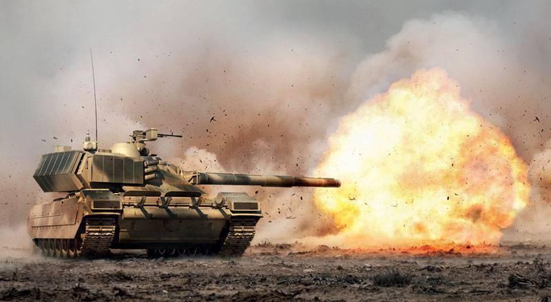 """坦克,尚未见过。 浅析""""Armatu""""的""""袭击"""""""