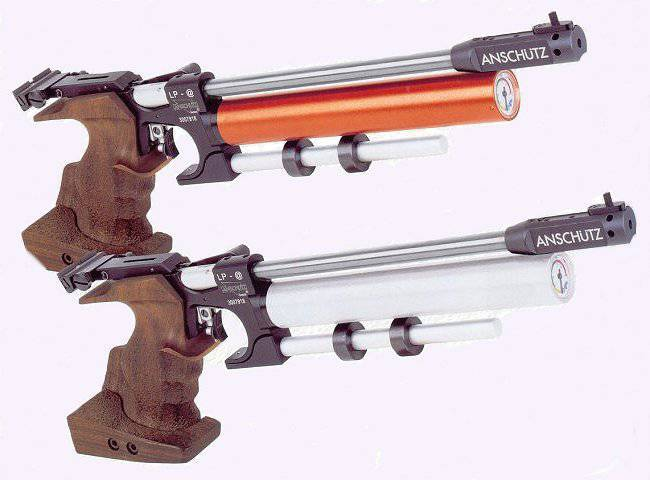 Features airguns