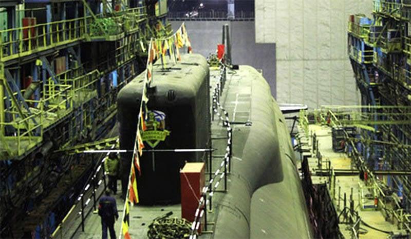 Quais navios a Marinha Russa receberá no 2013? Revisão foto