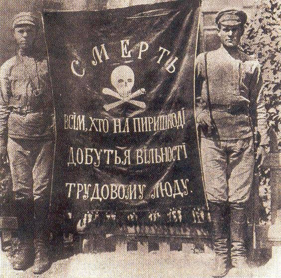 Why anarchism in Makhno was reborn in the kulaks
