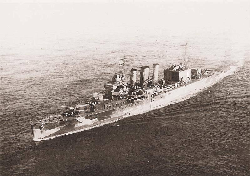 Caza Bismarck (Mayo 1941)