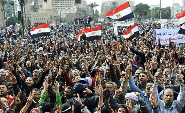 """埃及危机:瓦哈比与""""穆斯林兄弟会"""""""