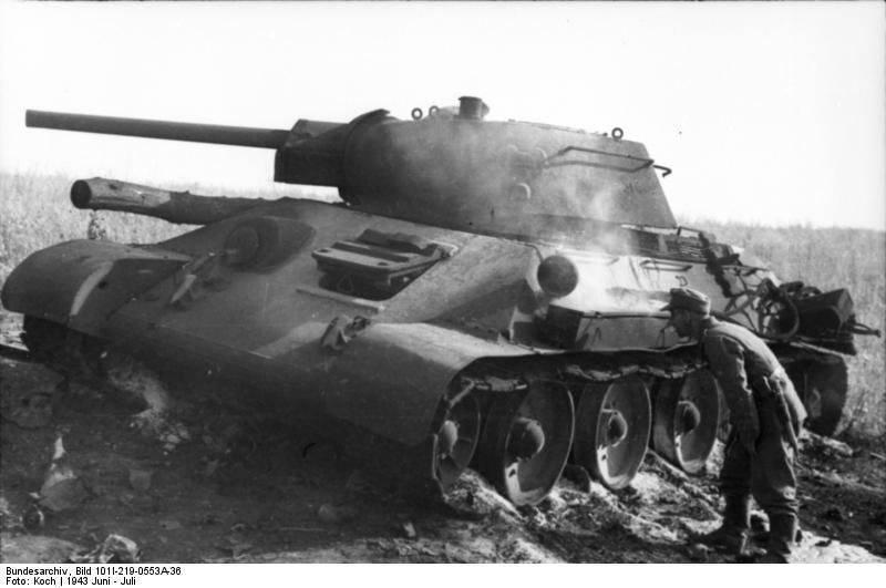 Die große Schlacht von Kursk: eine Verteidigungsoperation der Truppen der Woronesch-Front. Teil von 3
