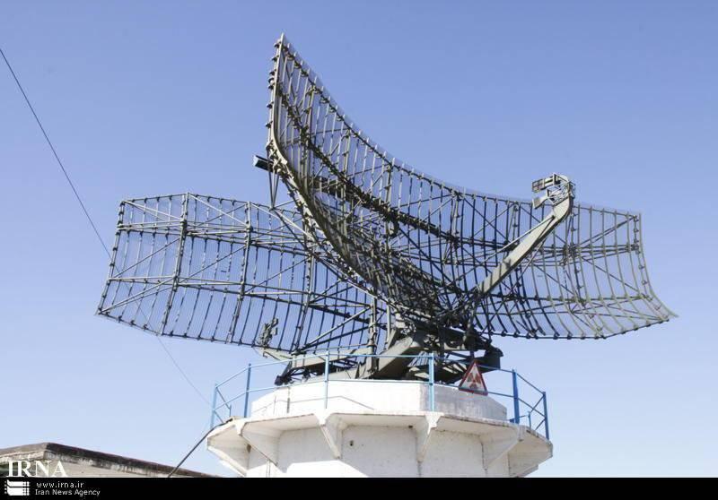 Contrôle du trafic aérien iranien