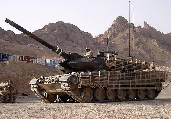 Arabia Saudita puede negarse a comprar el MBT de leopardo de Krauss-Maffei Wegmann