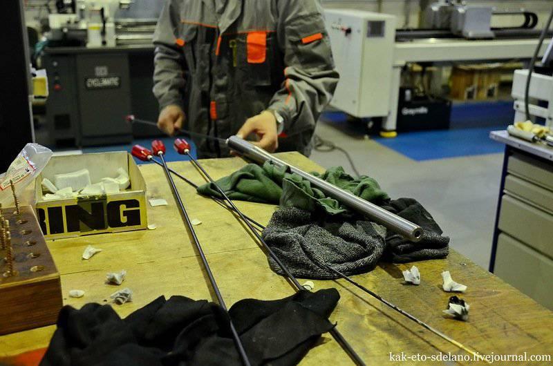 испытание образцов оружия и его уничтожение относится к факторам опасности - фото 10
