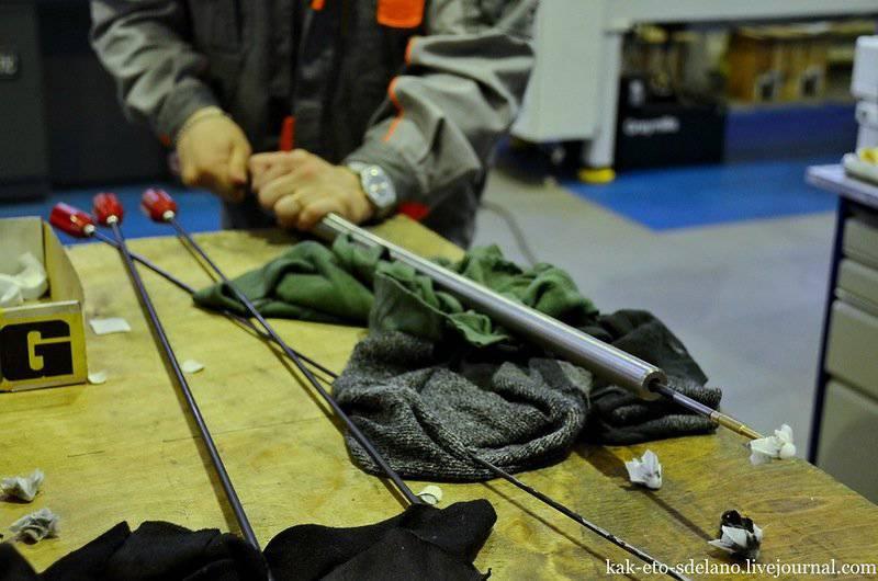 испытание образцов оружия и его уничтожение относится к факторам опасности - фото 5
