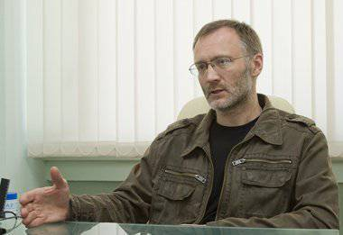 "Your look. Political analyst Sergei Mikheev: ""The people want a strong state"""