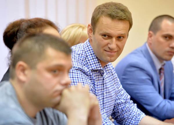 Navalny condenado a cinco años de prisión.