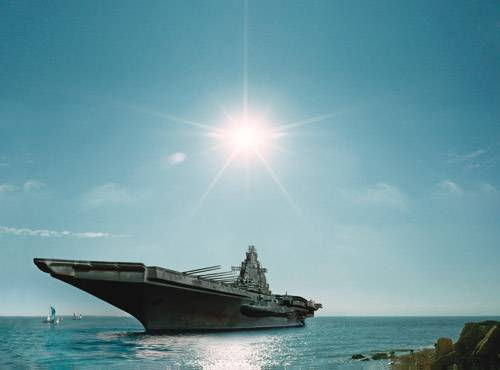 Russian aircraft carriers: 6 forgotten projects