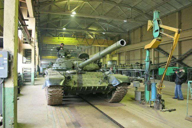 सैन्य-औद्योगिक परिसर के लविवि उद्यमों ने अपनी क्षमताओं और कर्मियों की क्षमता को बनाए रखा