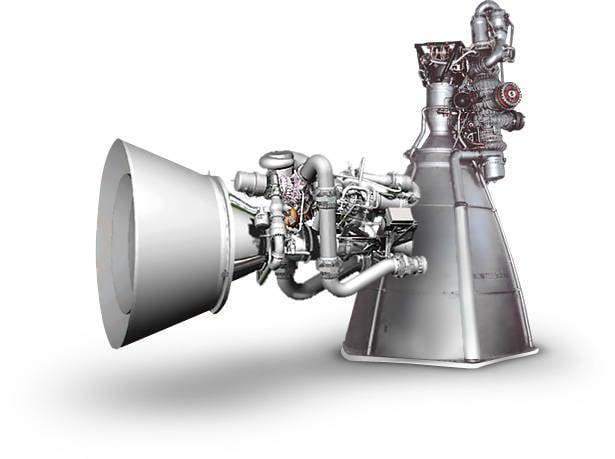 ABD'de, ikinci fırlatma için Rus motorlu bir roket hazırlanıyor