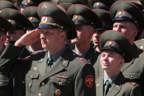 군대의 최대 서비스 수명이 증가합니다.