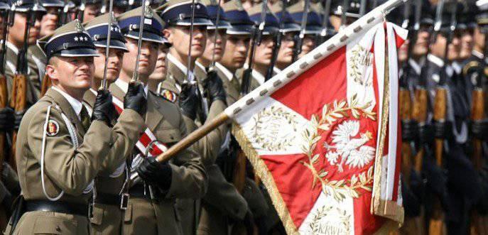 La riforma dell'esercito sarà effettuata in Polonia
