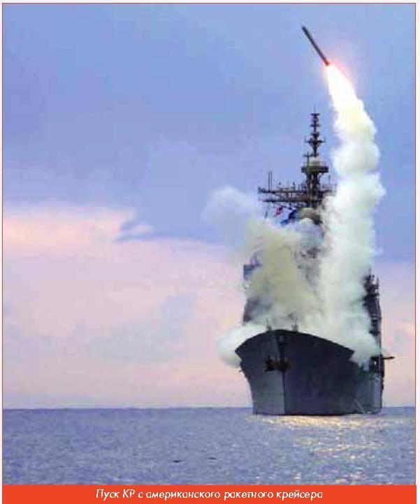 Sujet d'actualité - Les missiles de croisière et comment les gérer