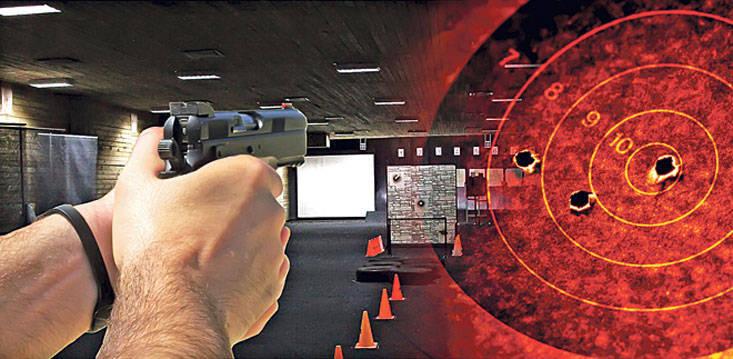 Pistolas y revólveres - ciudadanos respetuosos de la ley
