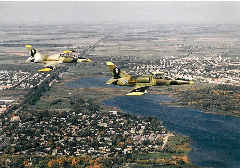 Um avião invadiu o território da Lituânia no espaço aéreo da Rússia