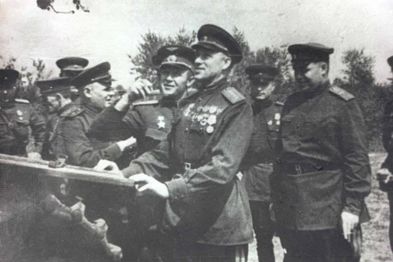 A Grande Batalha de Kursk: Operação Kutuzov. Parte do 3