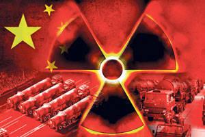 Überraschung aus dem Reich der Mitte. Das chinesische Atomarsenal ist möglicherweise das größte der Welt