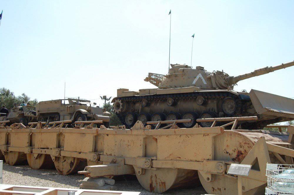 музей танков в израиле фото просто