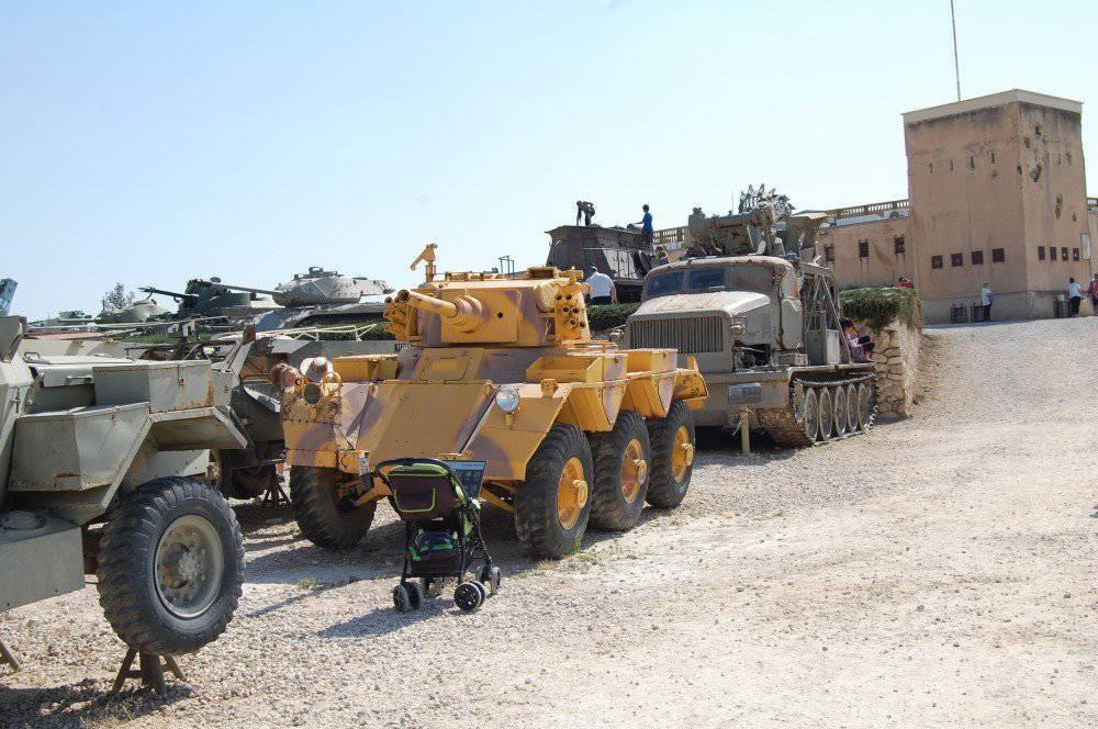 следует, удалив музей танков в израиле фото армии