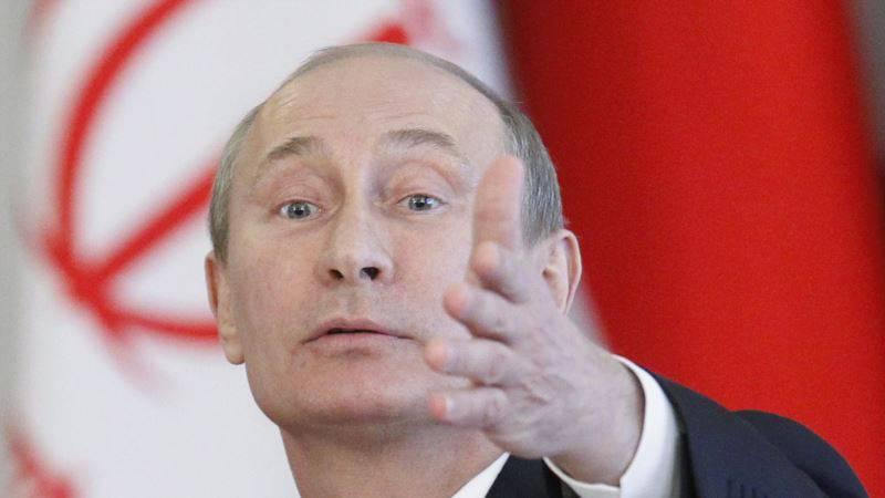 Genosse Putin wird in den Iran gehen