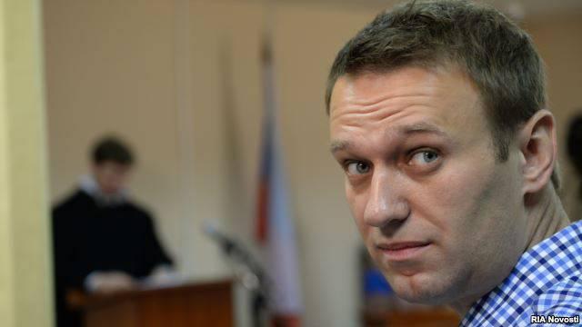 Навальный как проверка на вшивость