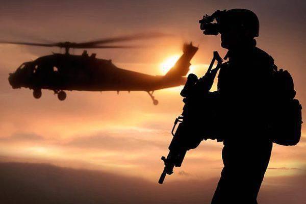 """SWAT, não sabendo vitórias: American """"Delta Force"""""""
