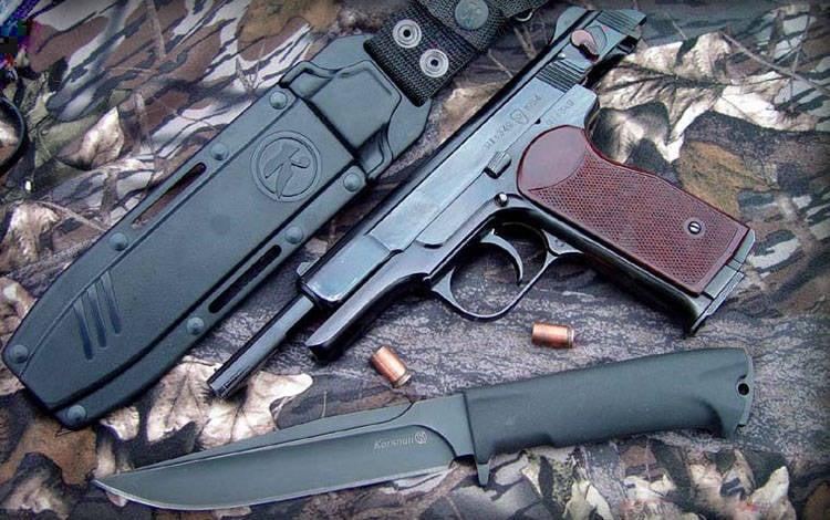 拳銃:昨日と今日