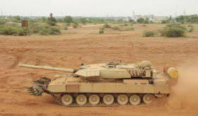 A Índia completará os testes de seu novo tanque Arjun II em agosto